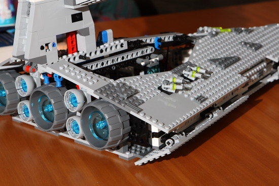 Review Lego 6211 Star Wars Imperial Star Destroyer Mark Fosters Blog