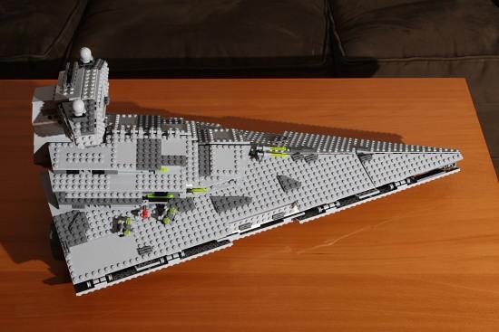 LEGO Star Wars 6211 - Imperial Star Destroyer   Flickr ...   Lego Star Destroyer 6211
