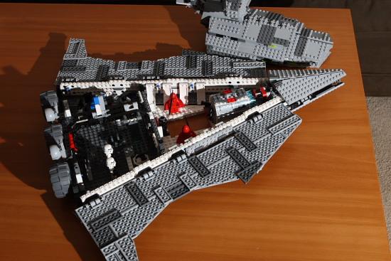 Imperial Star Destroyer (6211) : lego   Lego Star Destroyer 6211