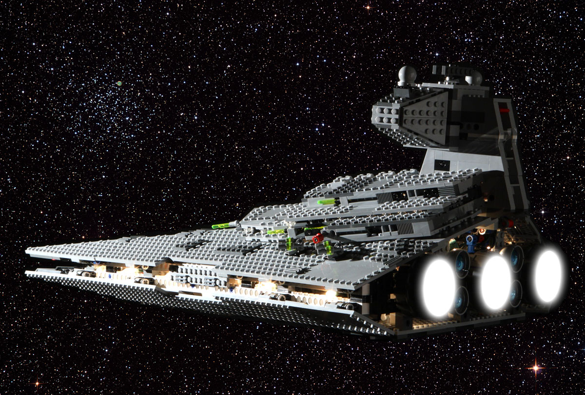 lego star destroyer - photo #41