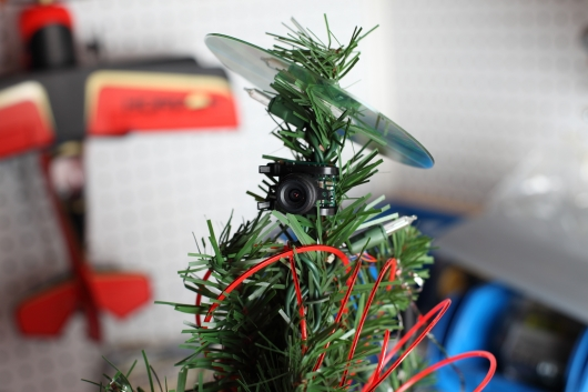 TreeBot's Camera